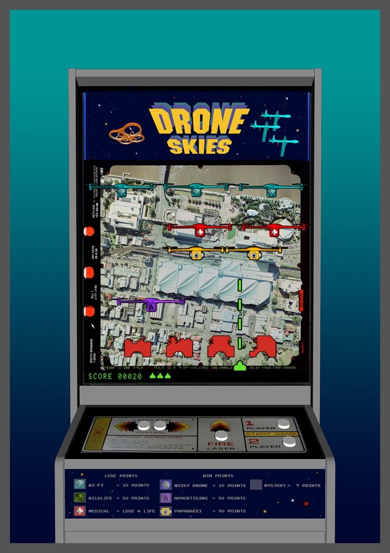 Drone Skies
