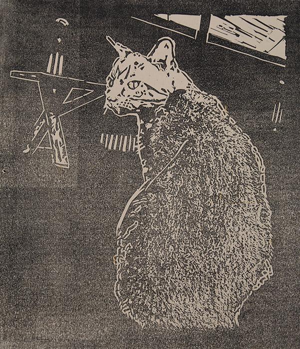 Peggy Thompsons Cat Morrison